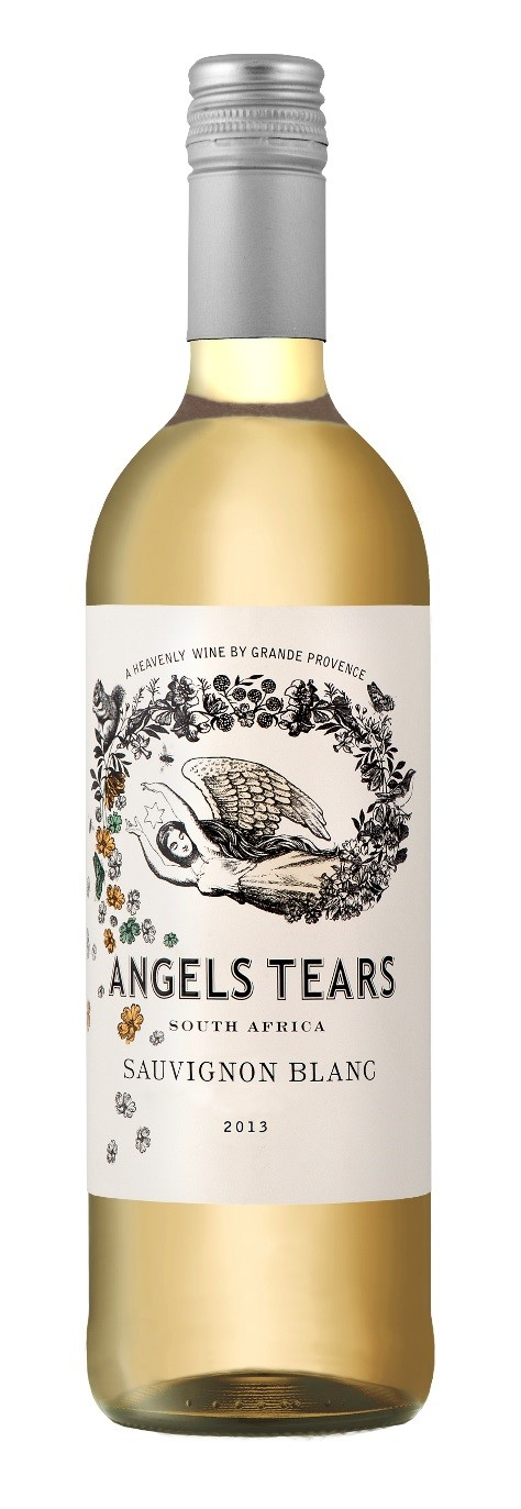 Angels Tears Sauvignon Blanc 2013 by Grande Provence