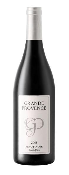 Grande Provence Pinot Noir 2013 LR