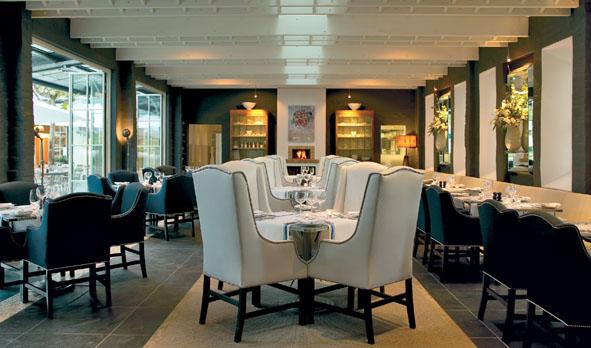 The Restaurant at Grande Provence LR