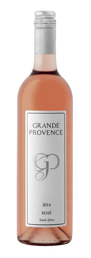 Grande Provence Rosé 2014 lr