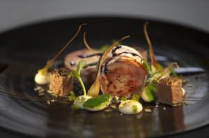 Darren Badenhorst's - San Pellegrino rabbit dish LR