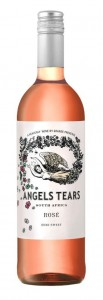 Angels Tears Rosé NV
