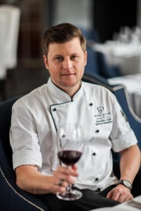 Executive Chef Darren Badenhorst LR