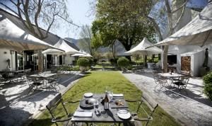 Grande Provence Food Exterior