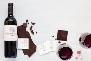 Constantia Glen Chocolate Tasting 1