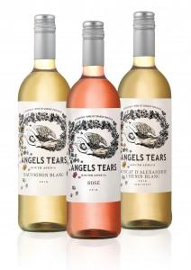 Angels Tears 3 Wines 2016