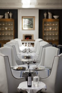 Grande Provence Food Interior