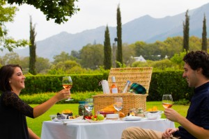 Grande Provence picnic with people HR