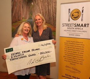 Margi Biggs (StreetSmart SA Founder) and Pippa Shaper (Home from Home Co-founder)