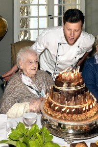 Thelma v Rensburg and Grande Provence Chef Darren Badenhorst HR