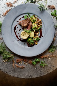 African Game - Grilled Zebra Loin (Low Res)