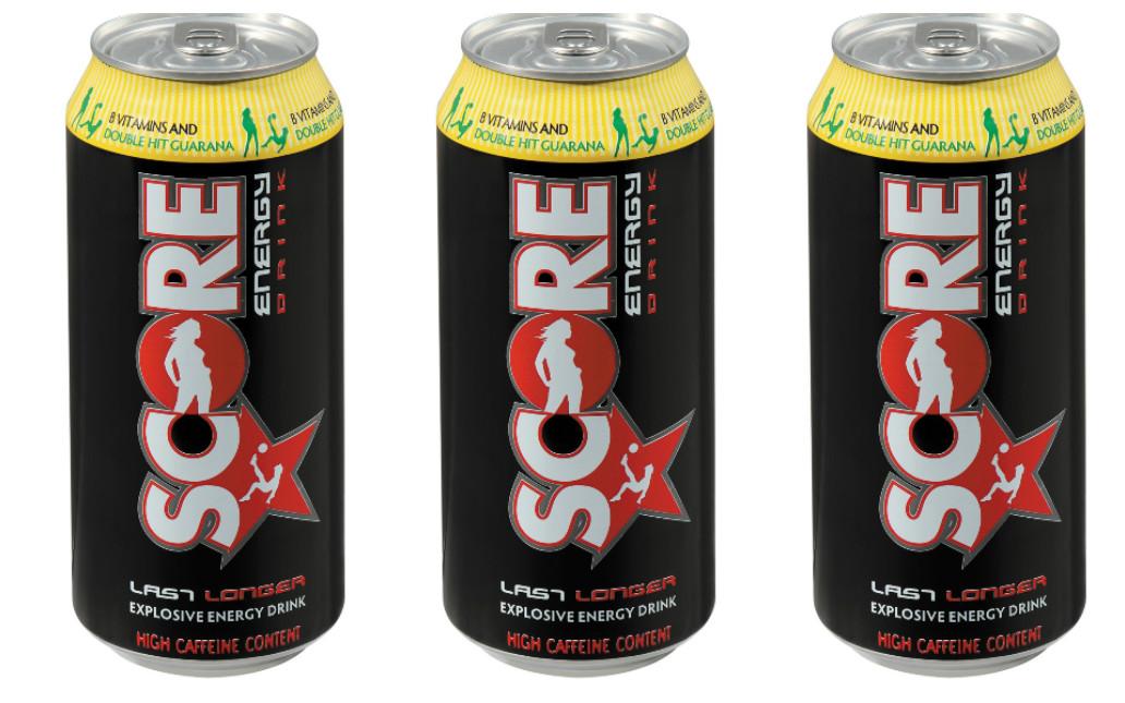 Score Energy Drink