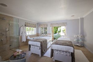 Double Treatment Room at Steenberg Spa HR