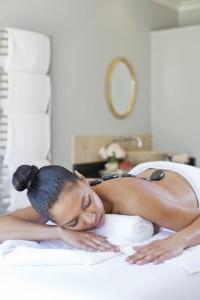 Earth Stone Massage at Steenberg Spa HR