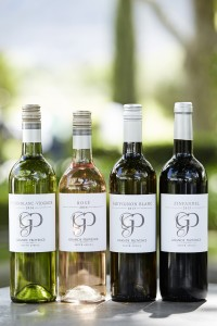 4 new Grande Provence Wine Labels HR