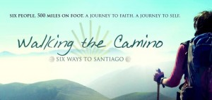 Walking the Camino poster