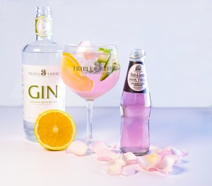 Fitch&Leedes Pink Tonic and Triple Three Gin (2)