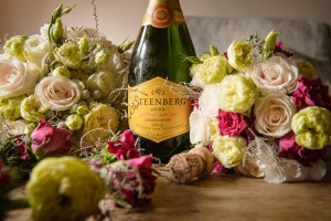 Steenberg bubbly and roses HR