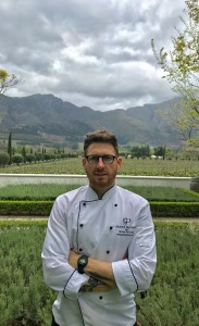 Executive Chef Guy Bennett with valley backdrop HR