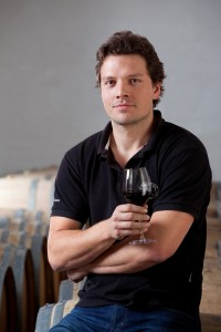 Grande Provence winemaker Hagen Viljoen