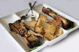 Roasted Marrow bones HR