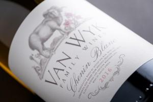 Van Wyk Family Wines Chenin Blanc styled HR