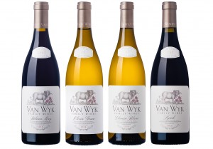 Van Wyk Family Wines Option 01HR