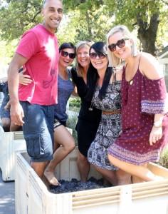 Amar Mistry, Cassandra Wilson, Kylie Hatton, Kady van der Walt and Amy Scott HR