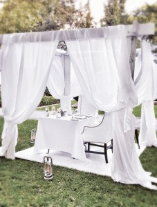 Grande Provence Valentines Day Gazebo Close up HR