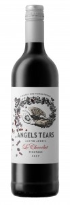 Angels Tears Le Chocolat Pinotage 2017 HR
