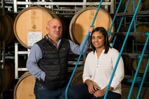 Andre Kotze (MD of Cape Cooperage Group) & Gynore Fredericks (2)