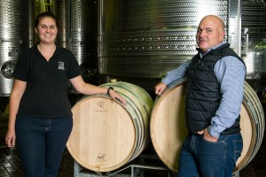 Elouise Kotze & Andre Kotze (MD of Cape Cooperage Group) (4)