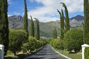 Entrance to Grande Provence HR