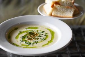 Jerusalem Artichoke Soup (1)