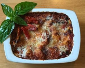 Bolognese lasagne HR