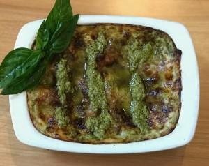 Pesto lasagne HR