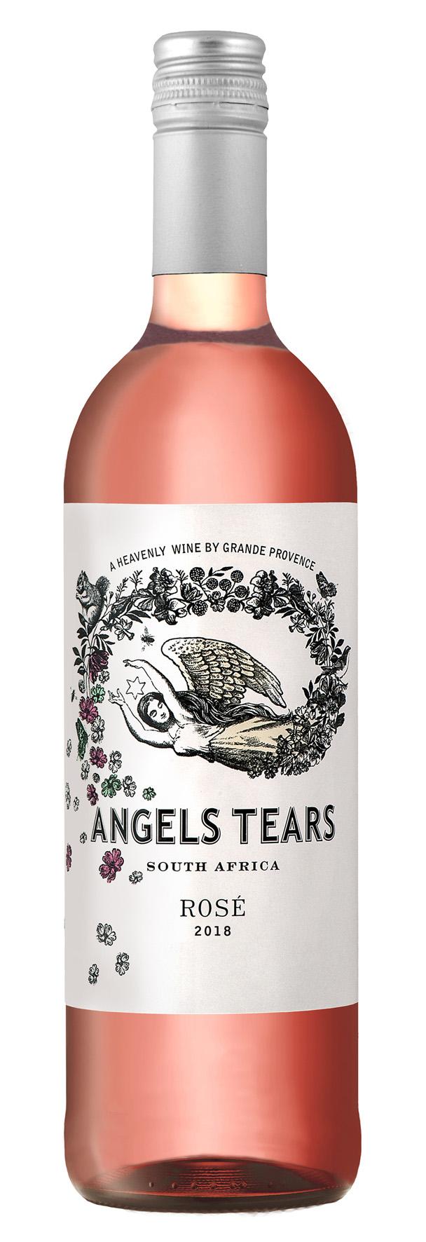 Angels Tears Rosé 2018 LR