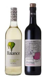 Balance Sauv Blanc Semillon and Mensa Cabernet Sauvignon - Ultra Value gold HR