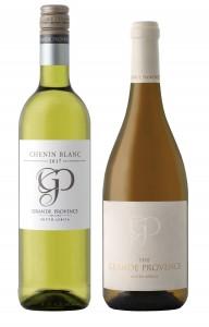 Grande Provence Michelangelo 2018 winners Chenin Blanc and TGP White HR
