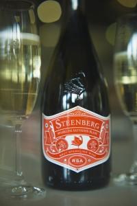 Steenberg Sparkling Sauvignon Blanc styled LR